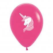 Multi Coloured Unicorn Balloons (25 pack) 6