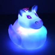 Unicorn Bath Duck 1