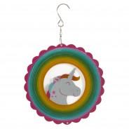 Unicorn Wind Spinner 15cm 3