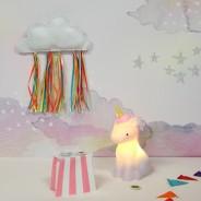 Rechargeable Unicorn Night Light  1