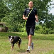 USB Dog Jog Lead 2