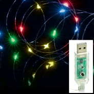 USB Micro Bright Lights 4