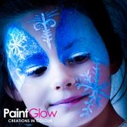 UV Glitter Body Gel 2
