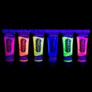UV Glitter Body Gel 4