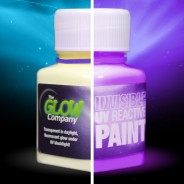 Invisible UV Paint 6 Violet