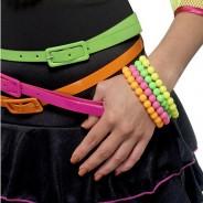 UV Neon Beads Bracelets 2