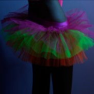 Uv Multicoloured Tutu 1