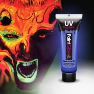 UV Face Paint 2 Blue