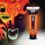 UV Face Paint 12 Orange