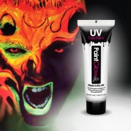 UV Face Paint 8 White