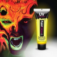 UV Face Paint 14 Yellow