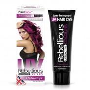 UV Semi Permanent Hair Dye  3 UV Amethyst