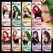UV Semi Permanent Hair Dye  1