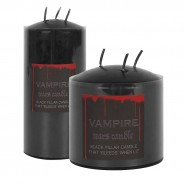 Vampire Tears Pillar Candle 1