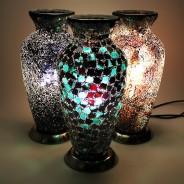 Mosaic Vase Lamp 1