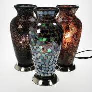 Mosaic Vase Lamp 2