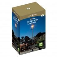 Solar Victoriana Lamp Post 4