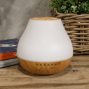 Aroma Diffuser with Bluetooth Speaker  1