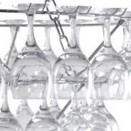 Vino Wine Glass Chandelier 4 Vino Wine Glass Chandelier XL