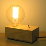 Vintage Flick Switch Lamp (ABC2601) 4