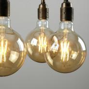 Vintage Giant Globe Filament Bulb E27 6W 1