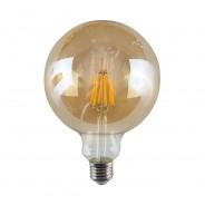 Vintage Giant Globe Filament Bulb E27 6W 3