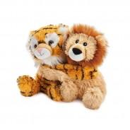 Warmies Microwave Hugs Soft Toys 12 Liger