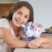 Warmies Microwave Hugs Soft Toys 3 Unicorns