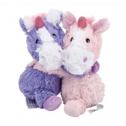 Warmies Microwave Hugs Soft Toys 9 Unicorns
