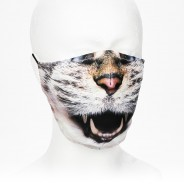 Washable & Funny Face Masks 4 Cat Face