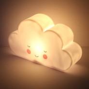 White Cloud Night Light 2