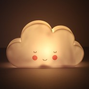 White Cloud Night Light 1