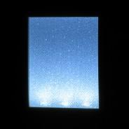 White Sparkle LED Sensor Night Light 3