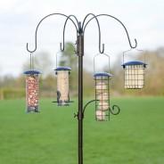 Wild Bird Feeding Station inc Feeders 2