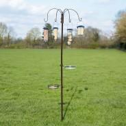 Wild Bird Feeding Station inc Feeders 1
