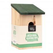 Wild Bird Nesting Box 4