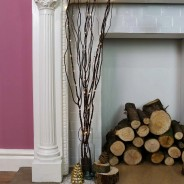 Battery Operated Willow Twig Lights 1