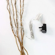 Gold Willow Twig Lights 3