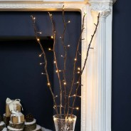 Willow Twig Lights 50 LED 5