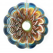 Sun Glow Ball Wind Spinner 4