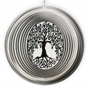 Tree of Life Wind Spinner 2