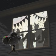 Animated Window Projector 3