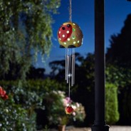 Robin Wind Chime  2