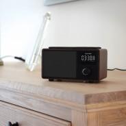 Wireless Bluetooth Speaker QI Charger & Radio 5