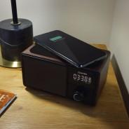 Wireless Bluetooth Speaker QI Charger & Radio 3
