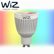 WiZ Smart Colour Bulbs 3 GU10