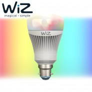 WiZ Smart Colour Bulbs 4 B22