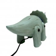 Wood Effect Triceratops Light 6