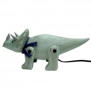 Wood Effect Triceratops Light 5