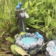 Woodland Fairy Garden Accessories 5 Water Spring